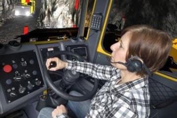 ATLAS COPCO MINE SAFETY TRAINING APP