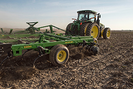 John Deere introduces two new tillage tools: 2230 Field Cultivator & 2330 Mulch Finisher