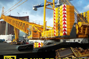 WE HAVE EVERYTHING FOR YOUR CRAWLER CRANE!!