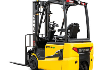 Hyundai Forklift: BT-9 Series Electric Counterbalance Forklifts