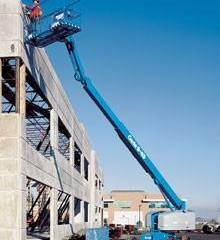 GENIE STANDARDIZES BOOM LIFT MAINTENANCE WITH ONE MANUAL