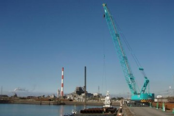 KOBELCO TO MERGE CRANES AND CONSTRUCTION