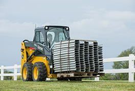 John Deere Small-Frame Skid Steer Loaders and Compact Track Loaders Make a Big Impact