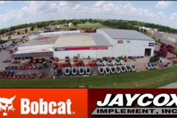 BOBCAT ADDS DEALER JAYCOX IMPLEMENT