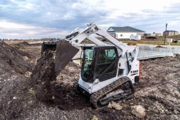 BOBCAT T595 CTL UPDATED TO T4-F