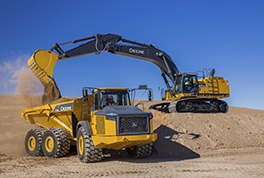 John Deere Enhances 670G LC Excavator with Customer-Driven Features and Emissions Updates