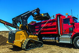 Make Big Jobs Feel Small With the New John Deere Large-Frame Skid Steer Loaders and Compact Track Loaders