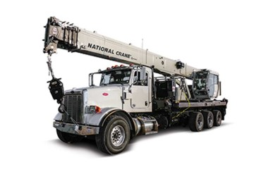 National Crane launches dual-rated NBT40-1 Series