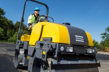 ATLAS COPCO AB TO SELL OFF DYNAPAC BRAND
