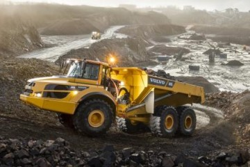 VOLVO A45G ADT