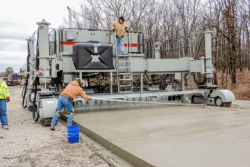 POWER PAVER 2400 SERIES CONCRETE PAVERS