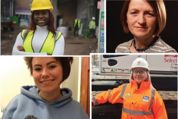 Where are all the women in construction?