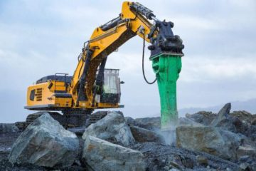 MONTABERT V7000 HYDRAULIC BREAKER