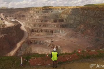 Reach for the sky: Airware and the future of drones in the mining industry