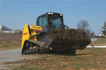 NEW HOLLAND CONSTRUCTION C234 CTL
